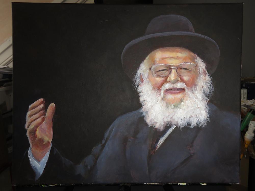 "Rabbi Pesach Eliyohu Falk zt""l"