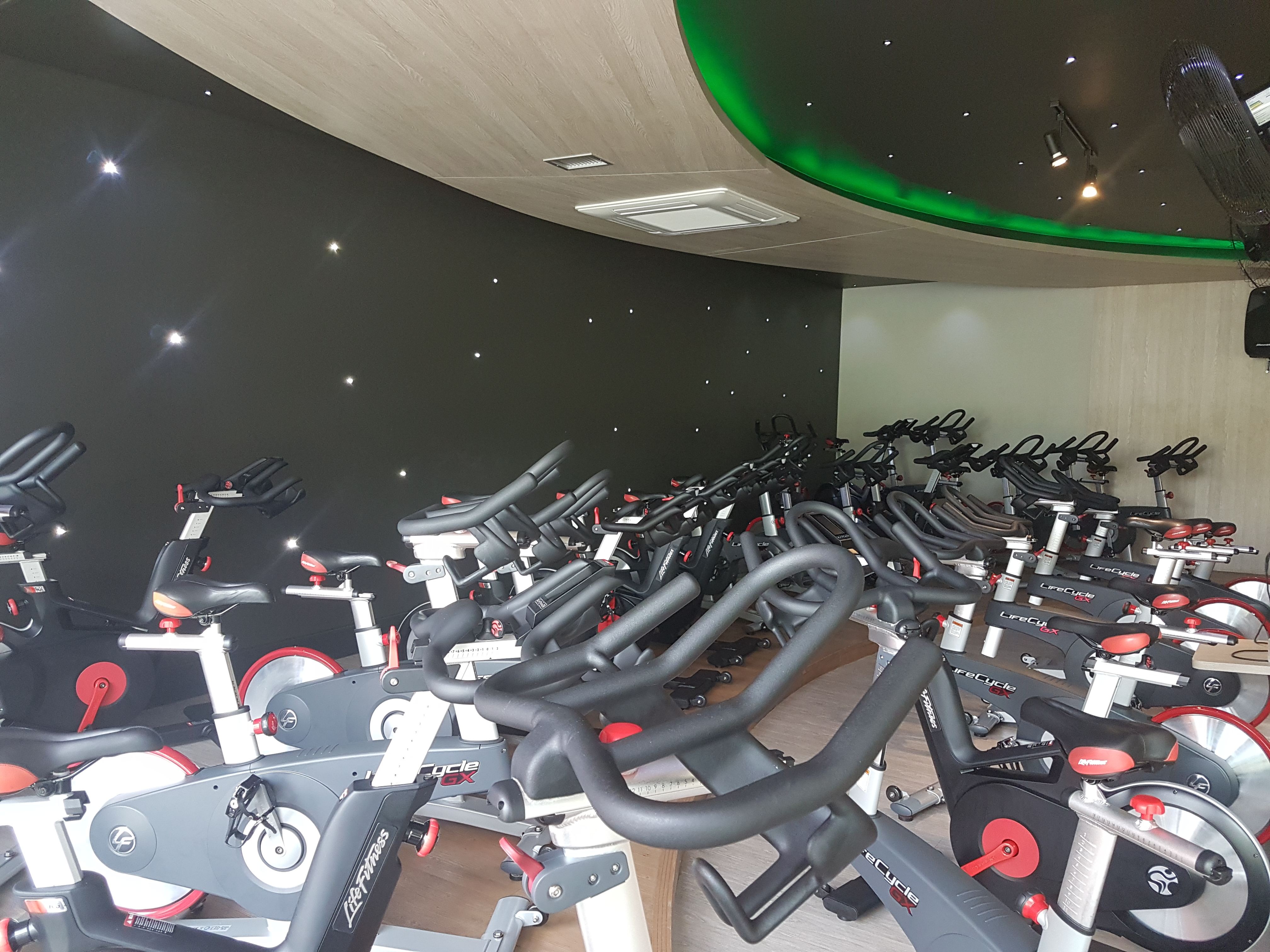 Sala de Spinning | Bikes importadas