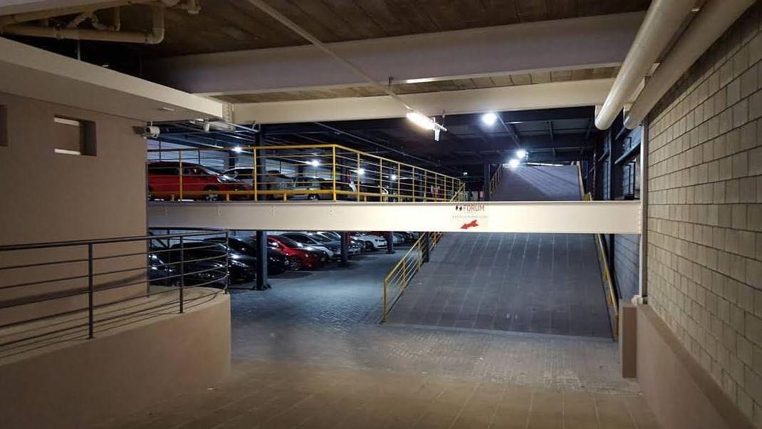 Estacionamento Coberto | 3 andares