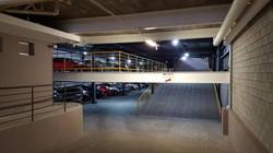 Estacionamento Coberto   3 andares