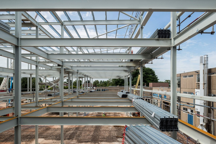Glossopdale Community College (Steelwork) 4 of 7