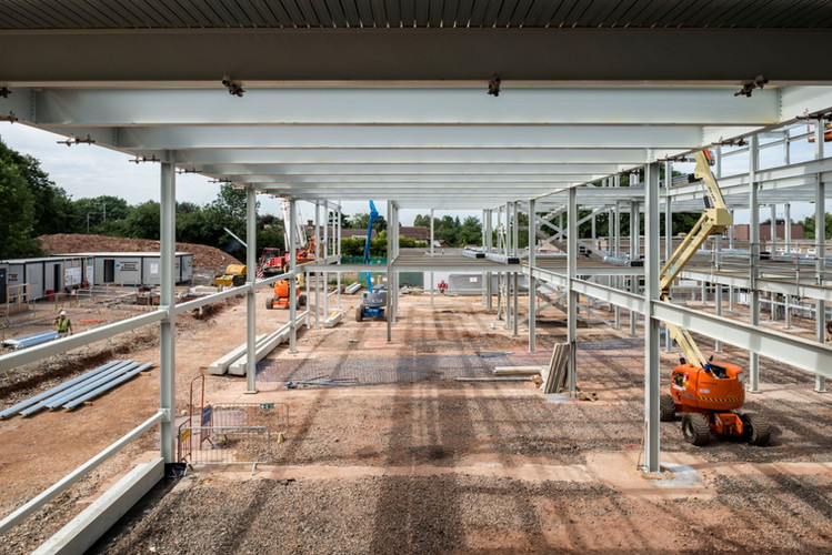 Glossopdale Community College (Steelwork) 5 of 7-Me