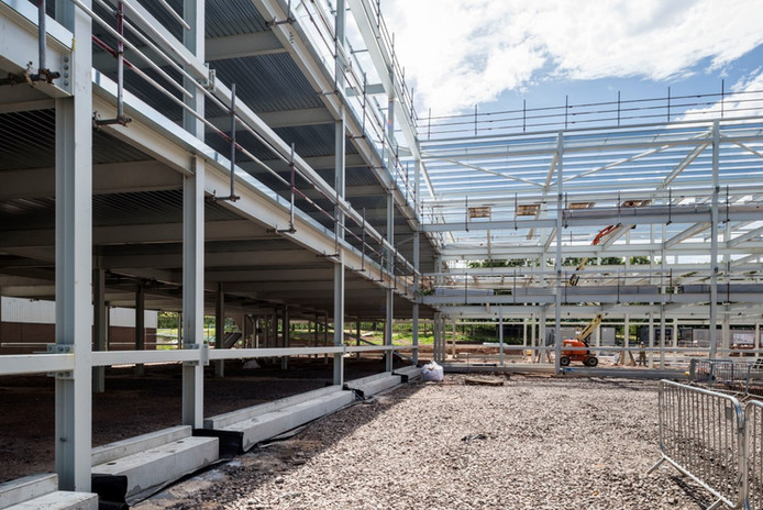 Glossopdale Community College (Steelwork) 3 of 7-Me