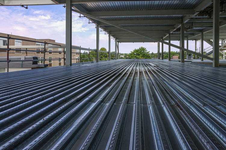 Glossopdale Community College (Steelwork) 7 of 7