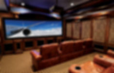home theatre design and installation