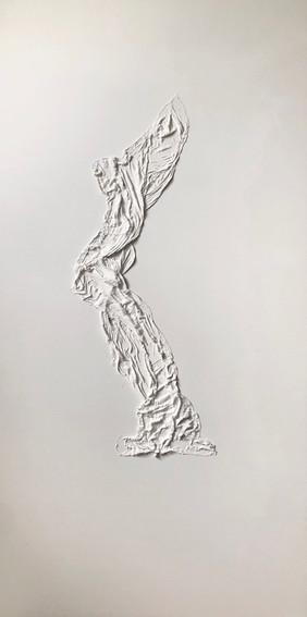 Figure in Pure White