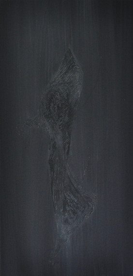 Impression of a Figure in Greys
