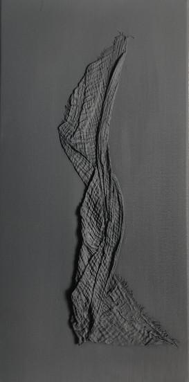 Figure in Absolute Black