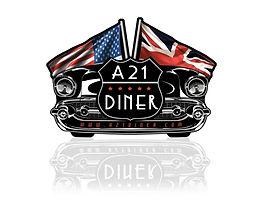 A21 Diner Logo