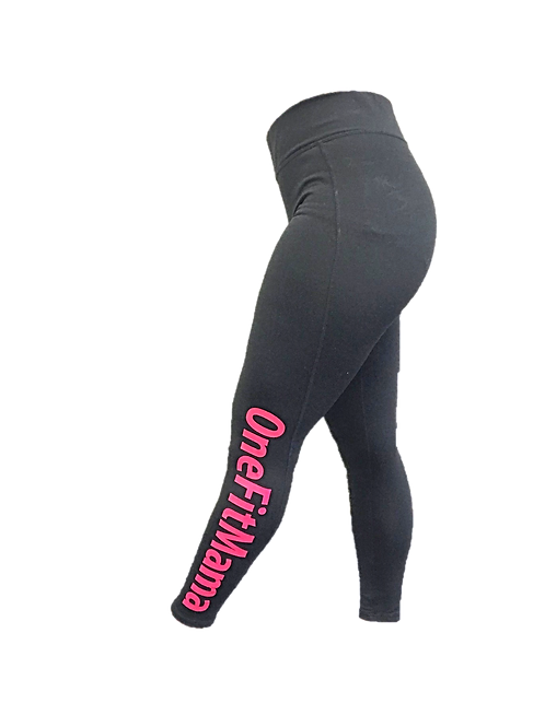 Official OneFitMama Workout Leggings