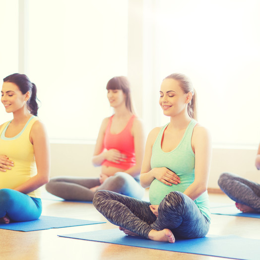 Why exercise during pregnancy is just as important as birth classes.