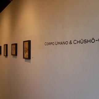 Photos from Corpo Umano & ChuSho-Ga Exhibition