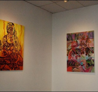 Emergence: Solo(ish) show of work by Kelsey Livingston