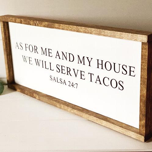Tacos 24:7