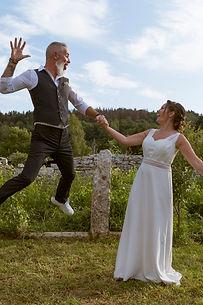 marié en l'air
