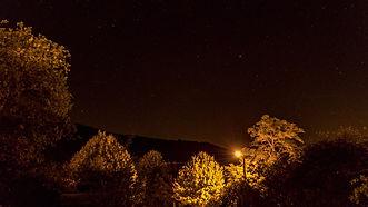 timelapse de nuit en Bourgogne