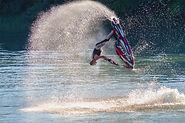 salto en jet ski