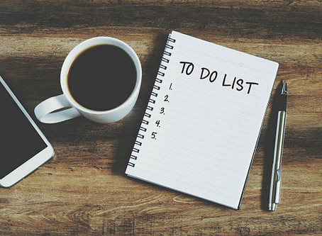 "Does your ""to do"" list have the upper hand?  Try this simple mind-hack to turns things aro"