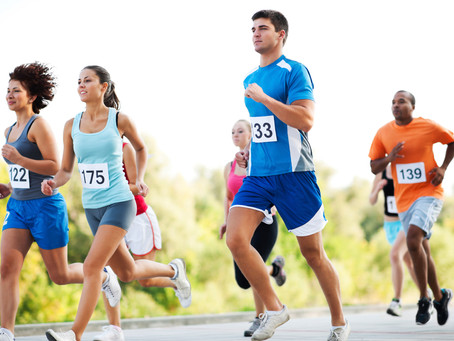 Natural preparation and recovery for exercise