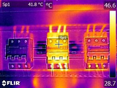 Termografia infrarroja Tipsa Guatemala