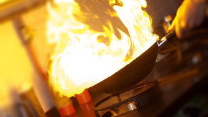 Extra vierge olijfolie, kan die verbranden?