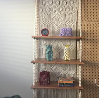 Three Tier Wall Hanging