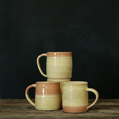 Cactus Flower Mug Set
