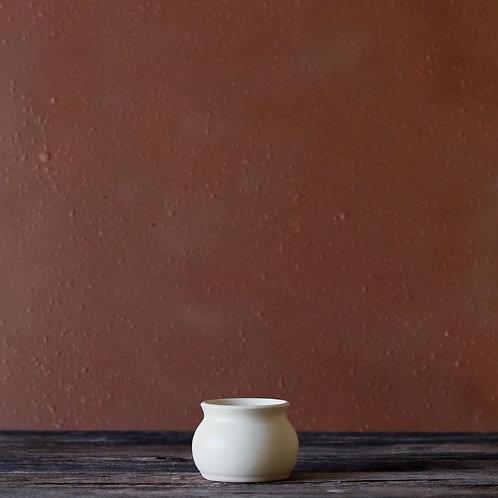 Yellow Petal Pot