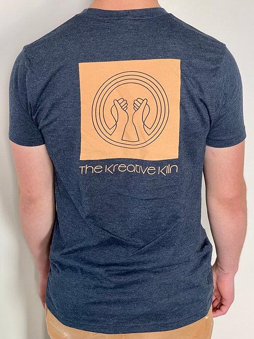 TKK Navy T-Shirt