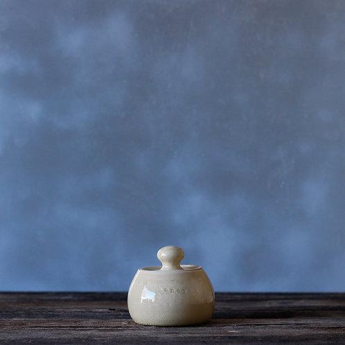 Sandy Honey Pot