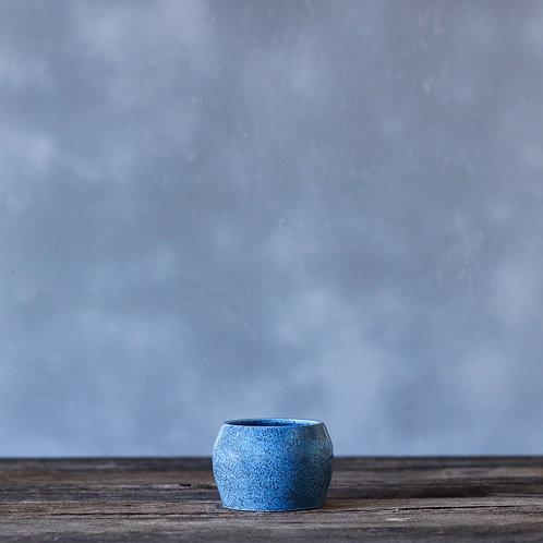 Blue Ice Pot