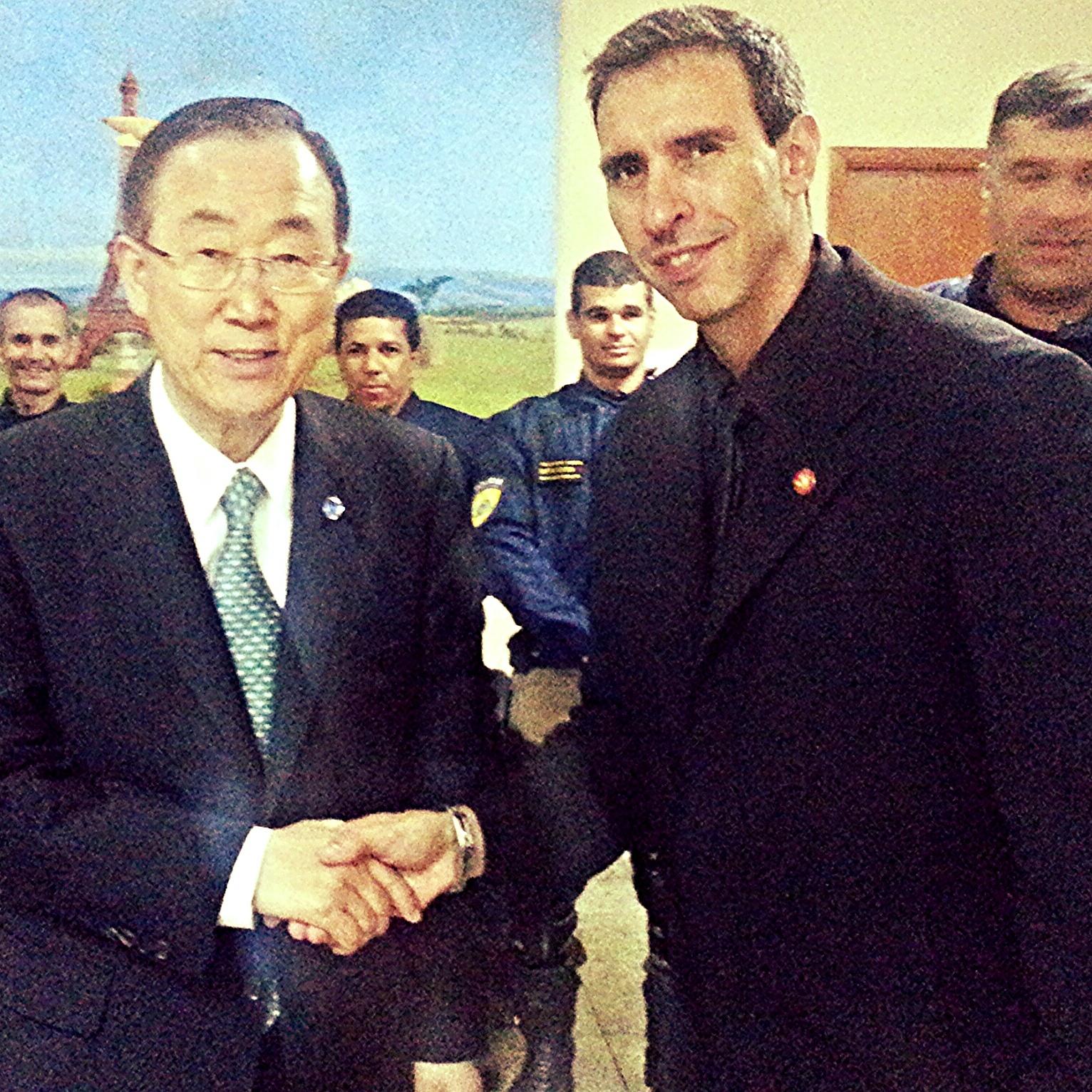 Presidente da ONU