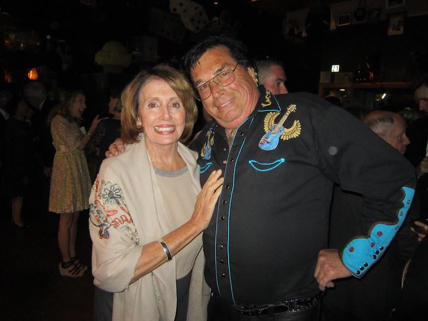 Nancy Pelosi & Jerry
