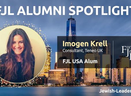Spotlight on Alumni: Imogen Krell