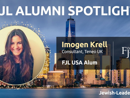 Spotlight on Alumni: Imogen Krell