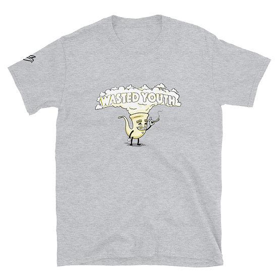 WASTED YOUTH Short-Sleeve Unisex T-Shirt