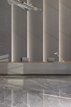 Detailed joinery lighting enhances interior architecture