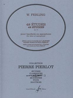 48 Etudes Opus 31 - Franz Wilhelm Ferling