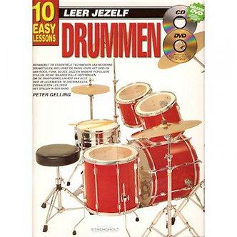 Leer Jezelf Drummen - Peter Gelling