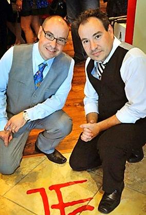 Julian & Fabian - Salon Owners