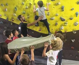 Escuelas y cursos de escalada