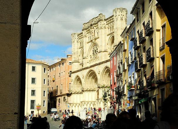 despedidas de soltera cuenca catedral plaza mayor