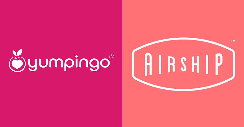 Yumpingo and Airship Logo