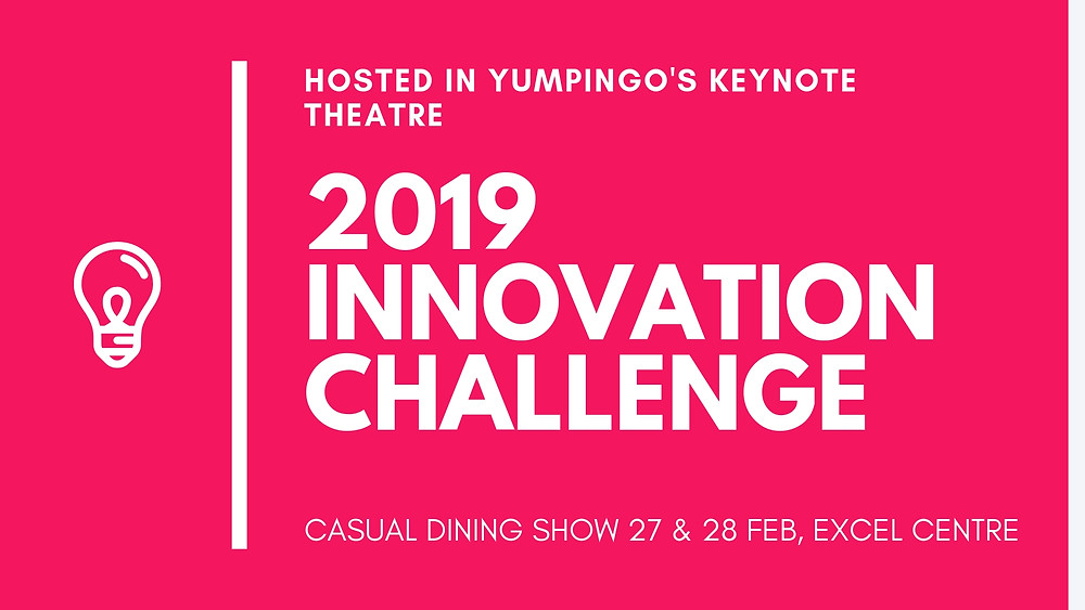 2019 Innovation Challenge - Hosted in Yumpingos Keynote Theatre