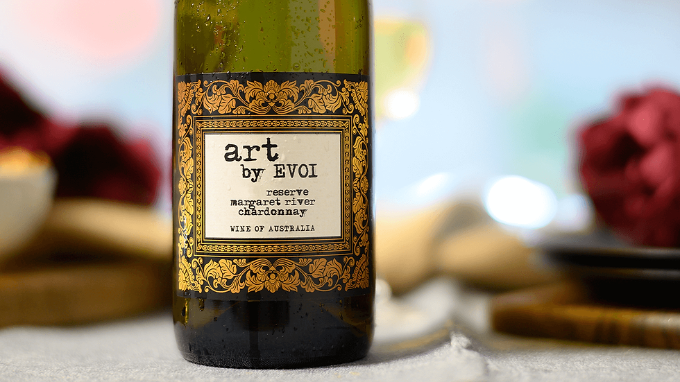 Art by EVOI Margaret River Chardonnay 2019