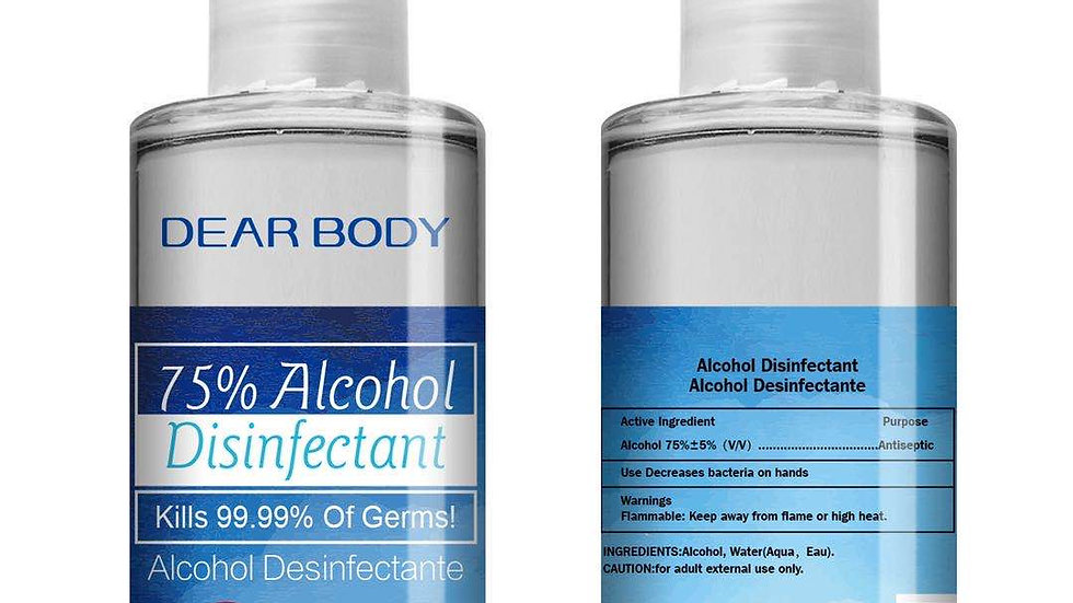 88ml Alcohol Disinfectant Spray