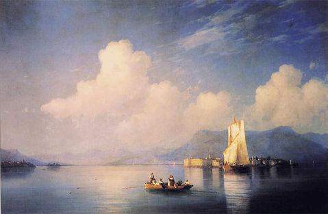 Lake Maggiore in the Evening.jpg