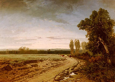 Pasini_Alberto_Going_To_The_Pasture_Earl
