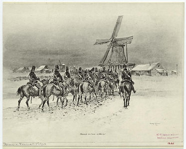 french-hussards-de-larmée-du-rhine-1790s
