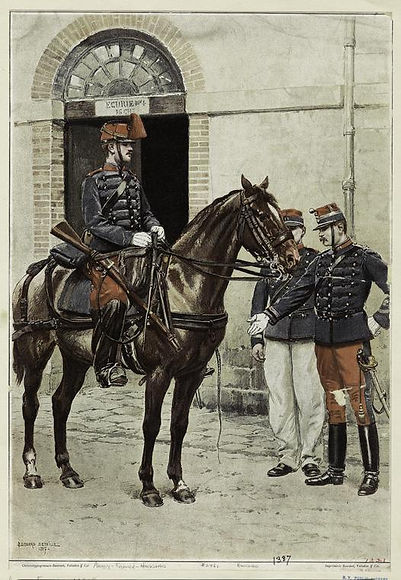 french-cavalry-1880s-by-edouard-detaille